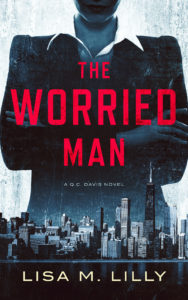 The Worried Man (Q.C. Davis 1) Cover