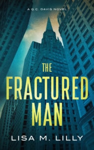 The Fractured Man Cover